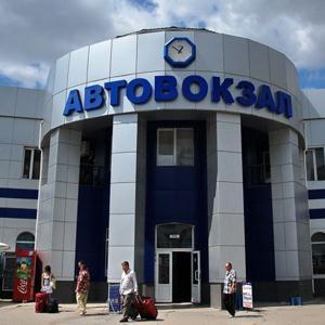 Автовокзалы Сергиева Посада