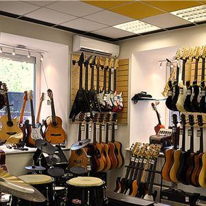 Музыкальные магазины Сергиева Посада
