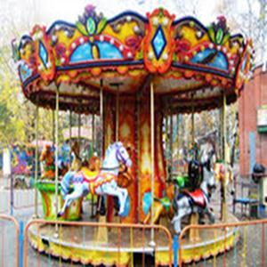 Парки культуры и отдыха Сергиева Посада