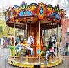 Парки культуры и отдыха в Сергиевом Посаде