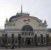 Железнодорожные вокзалы в Сергиевом Посаде