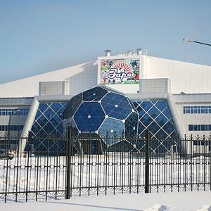 Спортивные комплексы Сергиева Посада