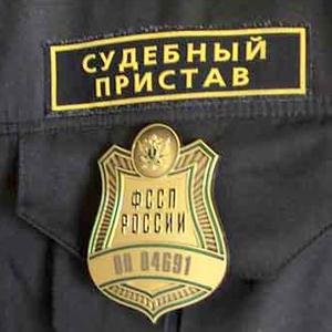 Судебные приставы Сергиева Посада