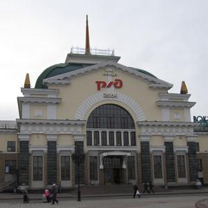 Железнодорожные вокзалы Сергиева Посада